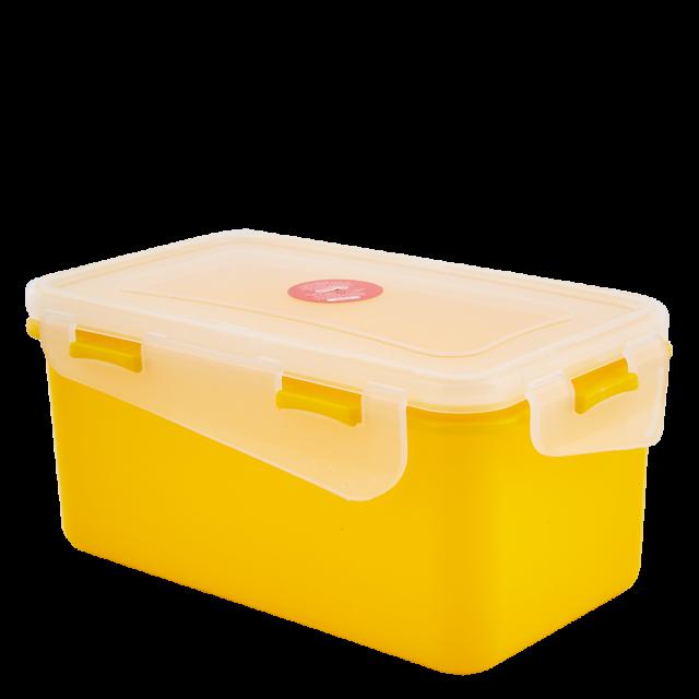 Кутия универсална Фиеста правоъгълна 6,0л със закопчаване