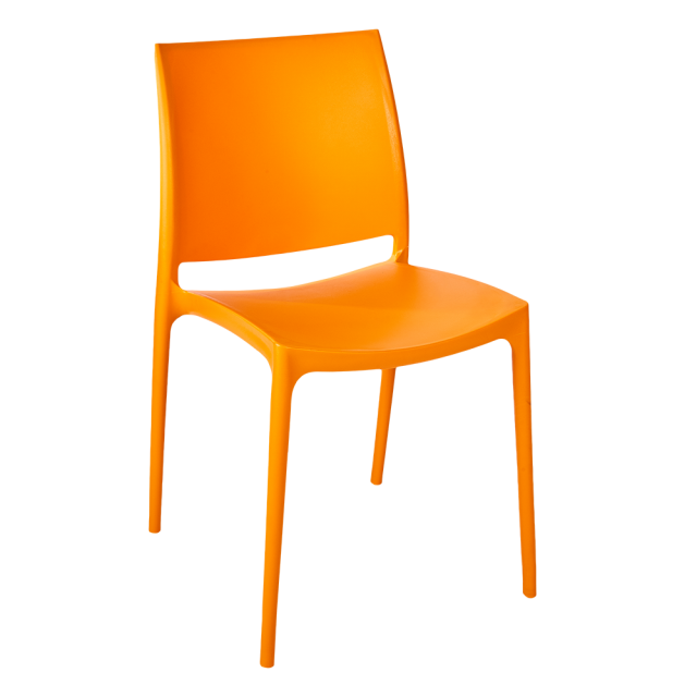 Plastic chair EMA