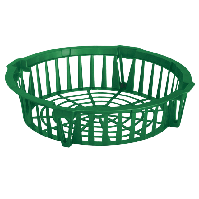 Кошница за луковици , кръгла