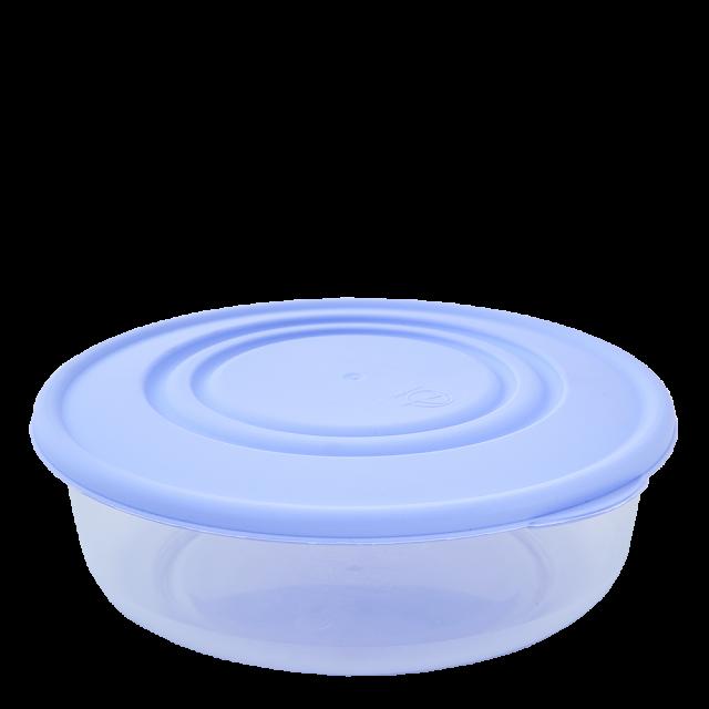 Кутия за хранителни продукти, кръгла, 1,025л