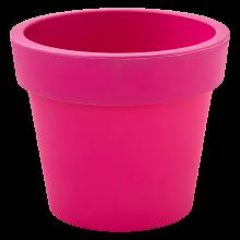 Саксия ГАМА 20х17см тъмно розова
