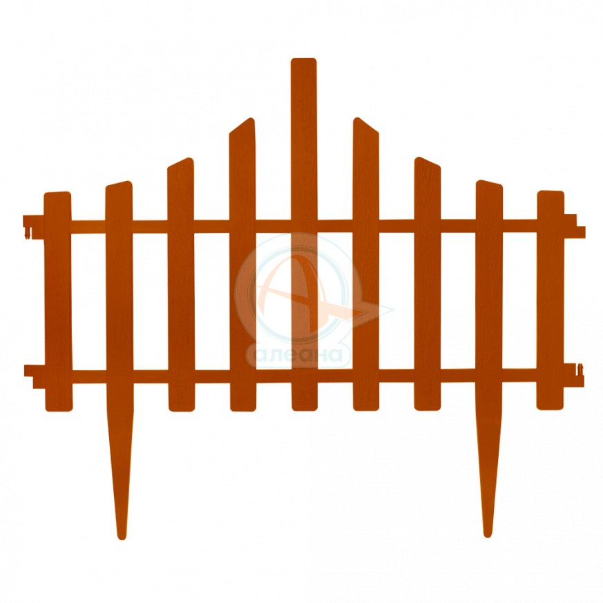 Декоративна ограда за градина теракот