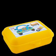 Кутия за сандвичи My car жълта