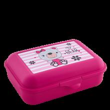 Кутия за сандвичи Pet shop розова