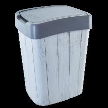 Кош Евро за отпадъци с декор 10 дърво