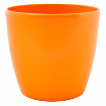 Кашпа Матилда 12*11см. оранж