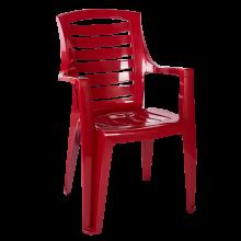 стол Рекс червен