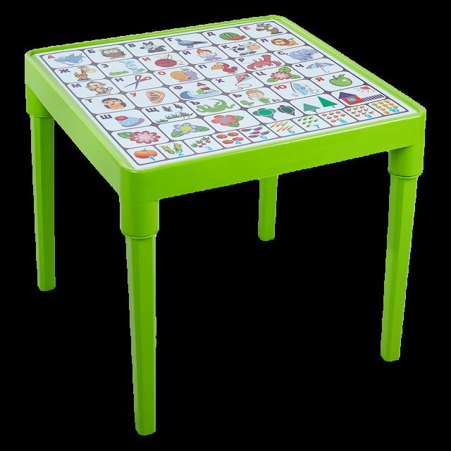 Пластмасова детска маса с БЪЛГАРСКА АЗБУКА