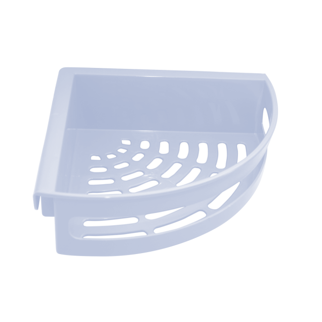 Рафт за баня ъглов