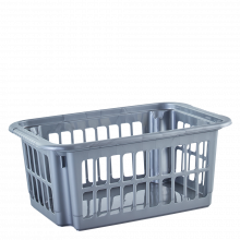 Кошница / панер 18 литра сива