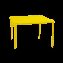 Маса АЛФ малка жълта