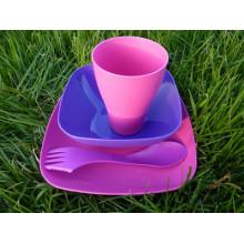 Комплект за пикник в кутия