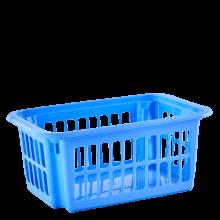 Кошница / панер 10 литра св.синя