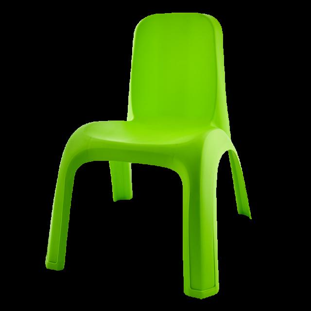 Пластмасов детски стол