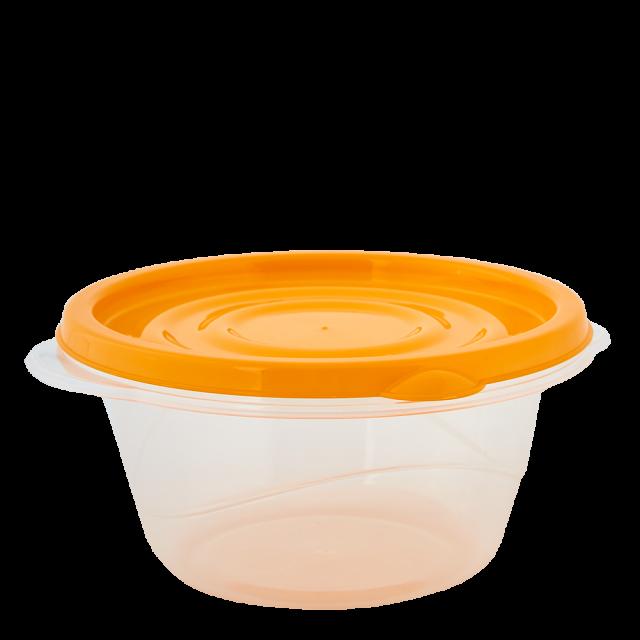 К-т контейнери за хран. прод. ОМЕГА 1,75л(3бр)кръгли