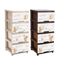 Шкаф с четири чекмеджета МЕЧЕТА