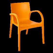 Пластмасов стол ХЕКТОР оранж