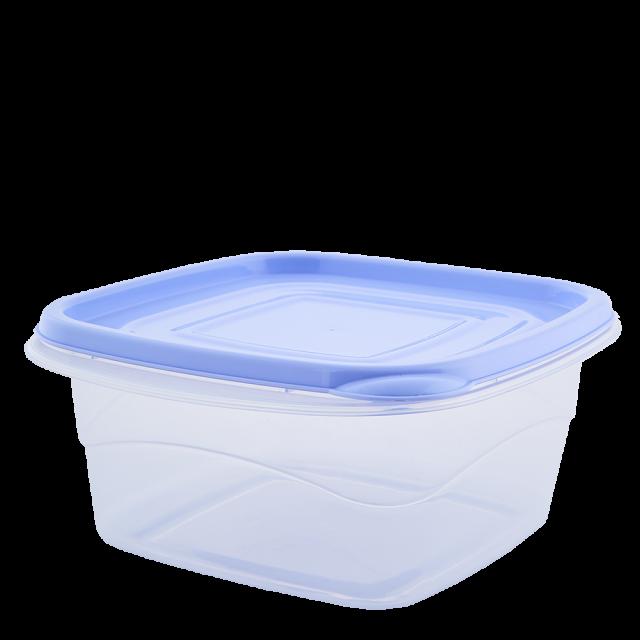 Кутия за хранителни продукти ОМЕГА 1 л квадратна