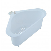 Органайзер за мивка бял