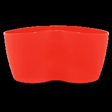 Саксия Кактусник за 2 растения червена