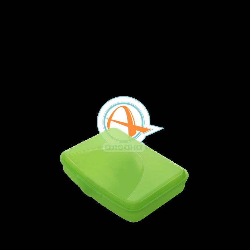 Контейнер универсален M  светло зелен прозрачен