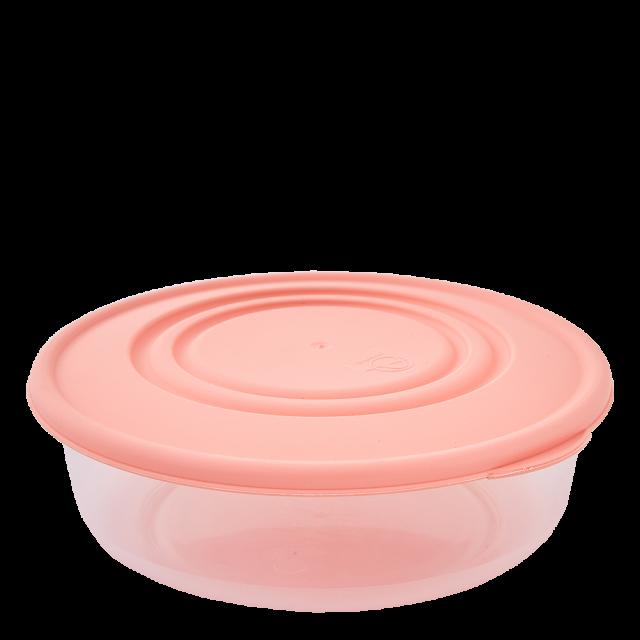 Кутия за хранителни продукти, кръгла, 0,55л