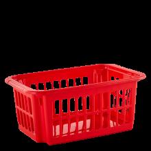 Кошница / панер 18 литра червена