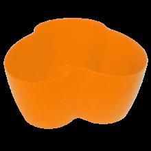 Саксия Кактусник за 3 растения оранжева