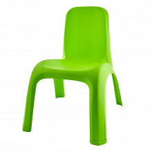 Детски стол олива
