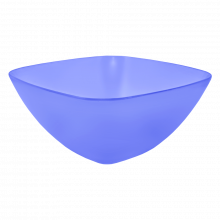 лилаво прозрачна