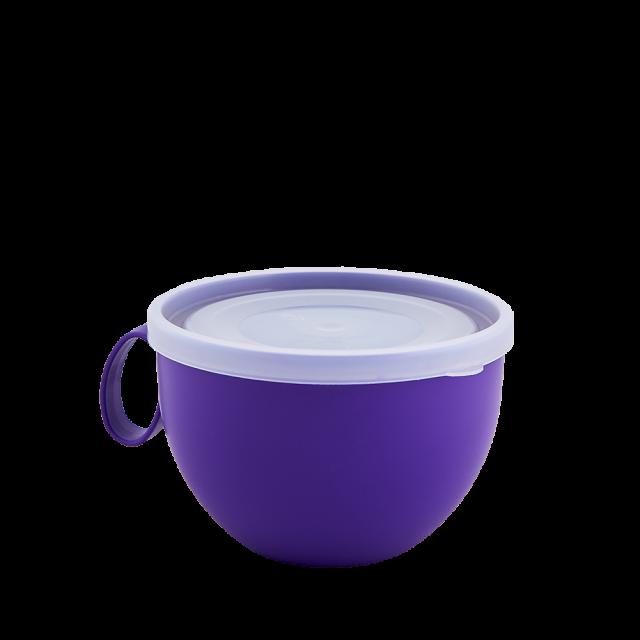 Чаша с капак