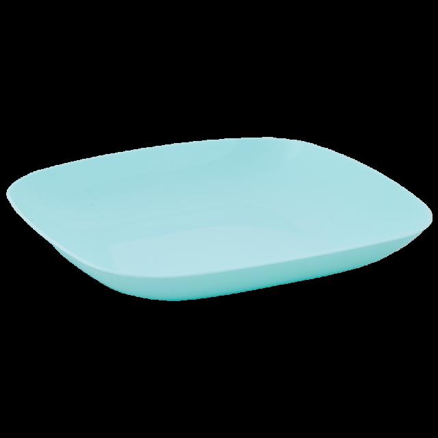 Чиния пластмасова 19,0х19,0х2,8см