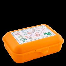 Кутия за сандвичи Lunch оранж