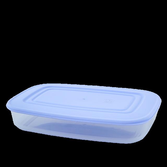 Кутия за хранителни продукти, правоъгълна, 1,5 л