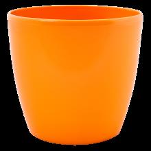 Кашпа МАТИЛДА 16*15см оранж