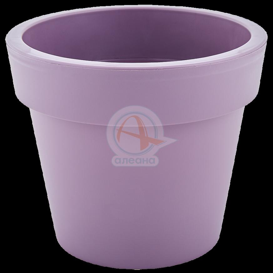 Саксия Гама 14*12 см лилава
