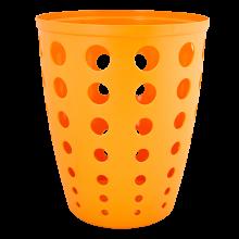Кош за хартия ЕВРО 13,5 л оранж