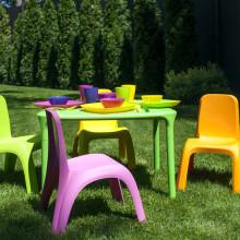 Маса Алф малка + столчета