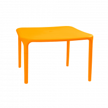 Маса АЛФ малка оранж