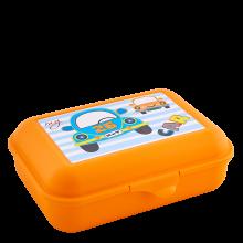 Кутия за сандвичи My car оранж