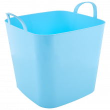 Кошница ПРАКТИК ледено синя