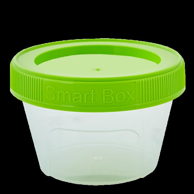 Контейнер Smart Box кръгъл 0,06л