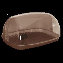 Кутия за хляб  36 кафява