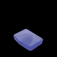Контейнер универсален M лилав прозрачен