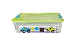 Кутия Smart Box с декор My Car 14л
