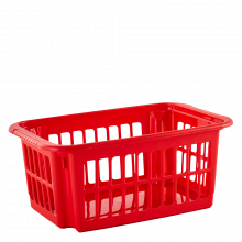 Кошница / панер 10 литра червена