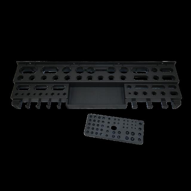 Поставка за инструменти с вложка 54,0 х 15,0 х 5,5 см