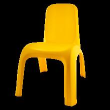 Детски стол жълт