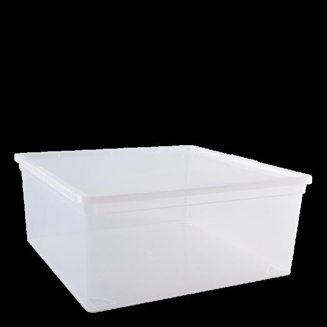 Кутия за съхранение на вещи Евро 17,5л