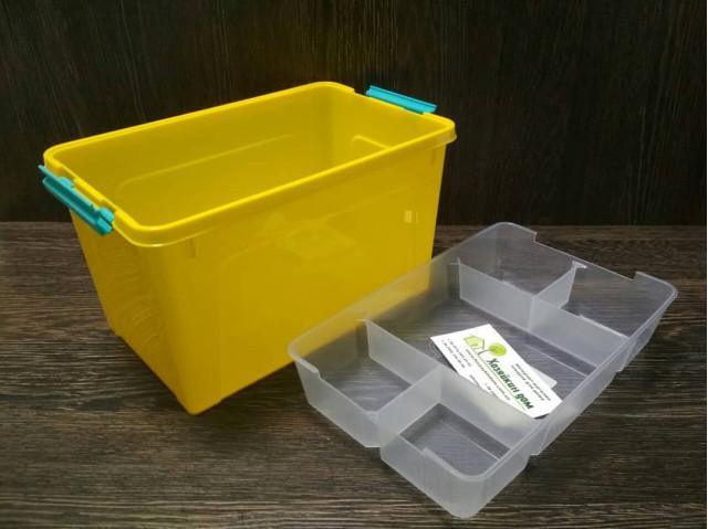 Контейнер Smart Box Spring 0,8л